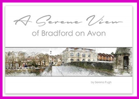 A serene view of Bradford on Avon book